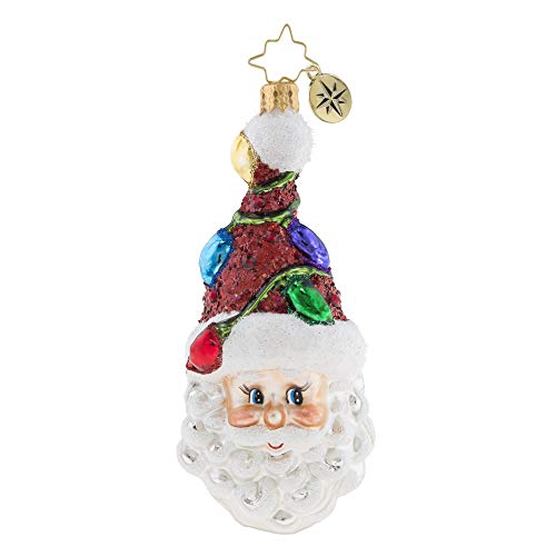Christopher Radko Hand-Crafted European Glass Christmas Ornaments, A Light Bulb Moment