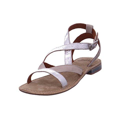 SPM Shoes & Boots Damen Sandaletten 22158871250231414090 Silber 455840
