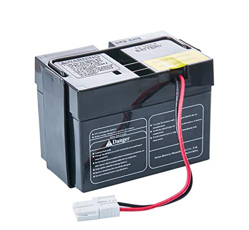VAIX 12V 12Ah Battery for Rollplay Chevy Colorado GMC Sierra Mercedes Coupe Child Ride On Car