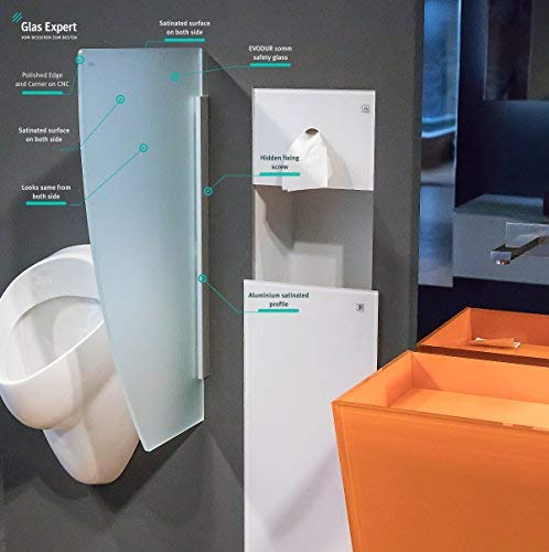 Glas Expert | Glas Urinal Trennwand |...