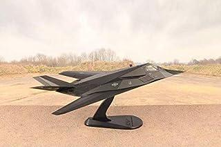 No Nuevo F117 Nighthawk Modelo de Caza furtivo a Escala: 1:72 Modelo de avión estático Militar de aleación de avión simulado
