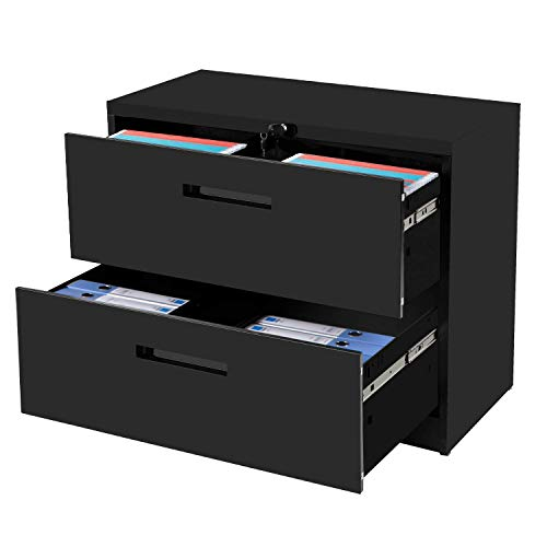 P-PURLOVE-Lateral-File-Cabinet-Lockable-Heavy-Duty-Metal-File-Cabinet