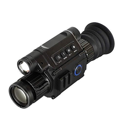 DJY-JY HD Nachtsicht-Infrarot-Nachtsicht, monokulare Ferngläser Teleskope Thermal Imaging Jagd Patrol Video Infrarot-Nachtsicht Teleskop