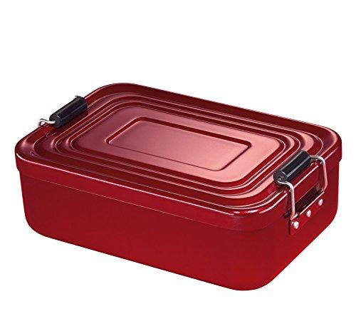 Küchenprofi, Metall, Rot,