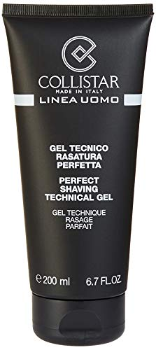 Collistar Uomo Gel Tecnico Rasatura Perfetta - 200 ml.