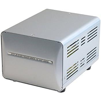 カシムラ 海外国内用大型変圧器 220-240V/1500VA WT-13EJ(EX)