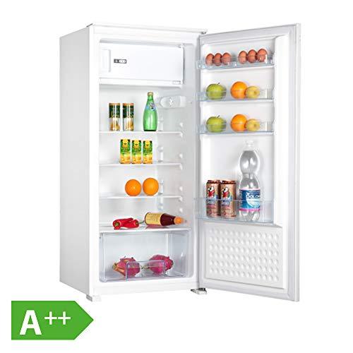 Einbau-Kühlschrank mit Gefrierfach (A++, Umweltfreundlich, 122cm Höhe, 178 Liter, Türanschlag wechselbar) KS12203G - KKT KOLBE