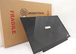 BRIGHTFOCAL New LCD Screen for Toshiba Satellite L55-B5276 HD 1366x768 Replacement LCD LED Display Panel