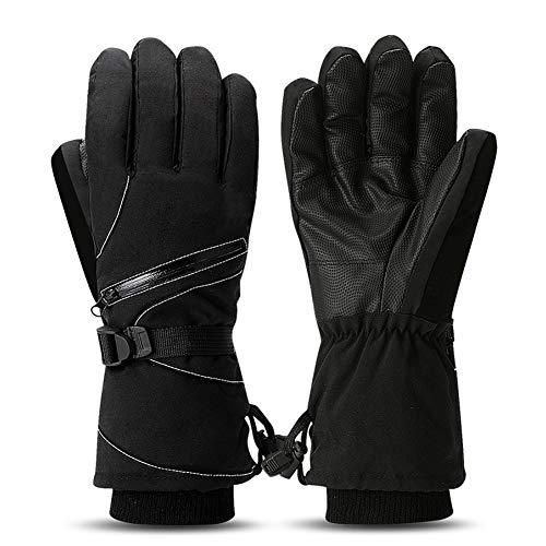 Skihandschoenen Snowboard Winter Wanten - Outdoor Winddichte Thermische Handschoenen voor Skiën Mountaineering Fietsen - Waterdichte Warme Handschoenen voor Mannen Vrouwen