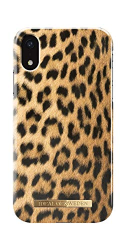iDeal Of Sweden Handyhülle für iPhone XR (Wild Leopard)
