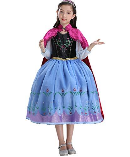 Dressy Daisy Girls Ice Princess Sister Coronation Dress Up Costume...