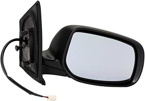 Dorman 955-1564 Passenger Side Power Door Mirror - Heated/Folding for Select Toyota Models, Black
