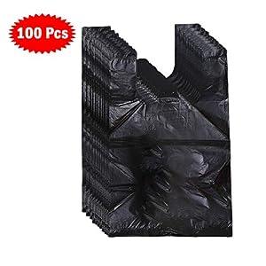 Sanitary Napkin Bags, Vomit Bags Black Waste Disposal Bags Small Garbage Disposal Bag