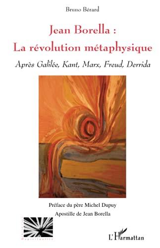 Jean borella la révolution métaphysique