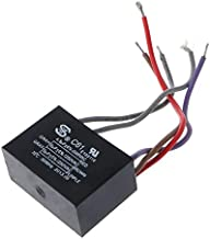 New Motor Ceiling Fan Capacitor CBB61 4.5uf + 6uf + 5uf 5-Wire 250V