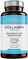 Colágeno + Ácido Hialurónico + Coenzima Q10 + Vitaminas A, C, D y B12 + Zinc   Energía y Articulaciones Fuertes  ...