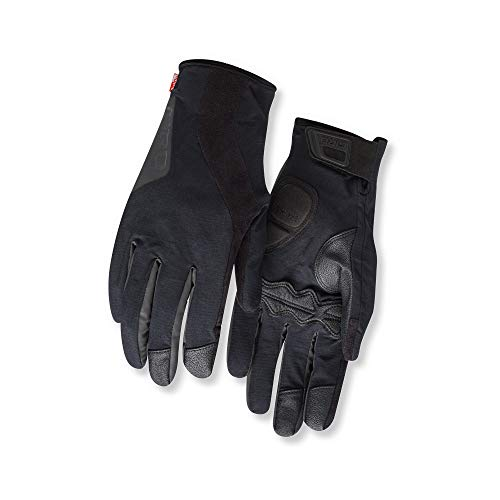 Giro Pivot 2.0 Adult Unisex Winter Cycling Gloves - Black (2021), Medium