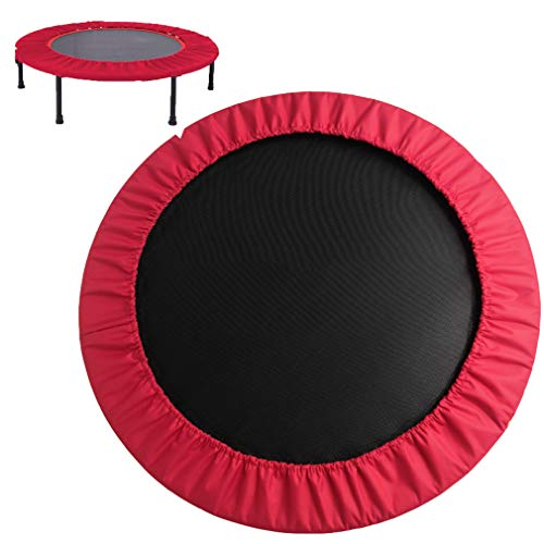 ZYYQ Spring Cover Padding Safety Guard,Trampoline Spring Cover Pad Replacement Surround Spring Cover Padding Safety Guard,Oxford Cloth Plus Sponge Pad,Red,60in