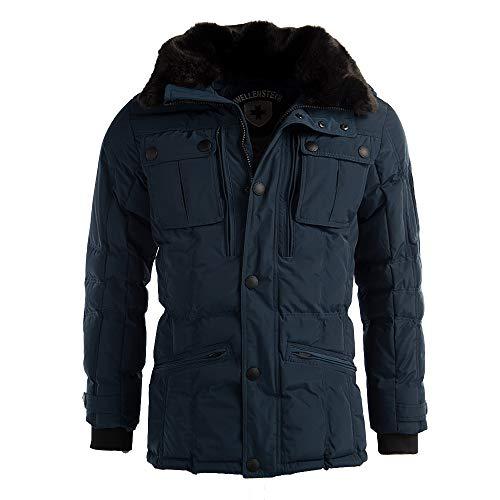 Wellensteyn Herren Snowdrift Jacke, Blau (Shadowblue SHB), XX-Large