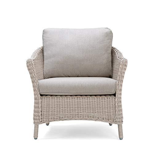 La-Z-Boy Outdoor Laurel Lounge Chair, Gray
