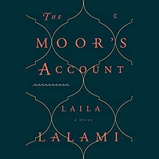 The Moor's Account cover art