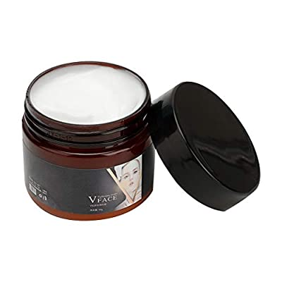 50g Face Firming Cream, V Face Lifting Cream, Anti Age Face Cream, Face Lifting Firming Cream Multi Action Sculpting Cream For Anti Aging Skin Facial Slimming from TMISHION