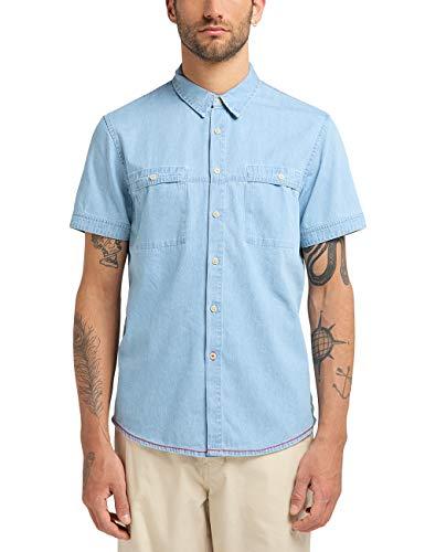 MUSTANG Herren Slim Fit Chris Denim Shirt Jeans