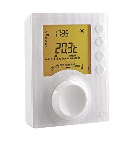 Delta dore tybox - Termostato programable filiar tybox117 para calefacción