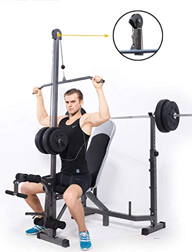 Adjustable Weight Bench ,weight Lifting Bench with Shelf,decline Incline,bench Press,Multifunction(Bearing Weight: 300kg)