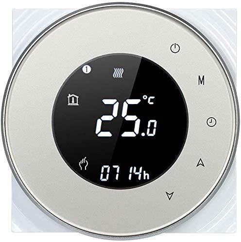 Termostato WiFi para caldera de gas, termostato inteligente