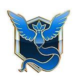 Blue Team Mystic Pin for Backpacks Leadership Lapel Pins