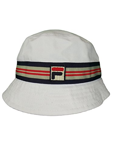 Fila Casper 009 Bucket Hat 1SIZE White