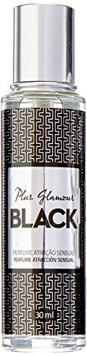 Perfume Masculino Plus Glamour Black 30ml - Secret Play, Secret Play