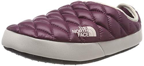 The North Face Thermoball T, Zapatillas de casa para Mujer, Morado (Shiny Fig/Vintage...