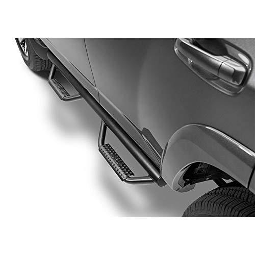 "Smittybilt 14-18 Toyota 4Runner 2"" Main Tube Wheel to Wheel Nerf Steps with Cleated Steps, Black T1464R"