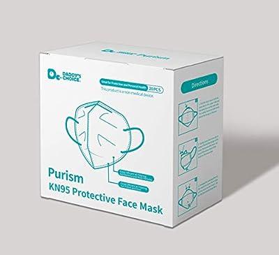 Purism KN95 20 Masks