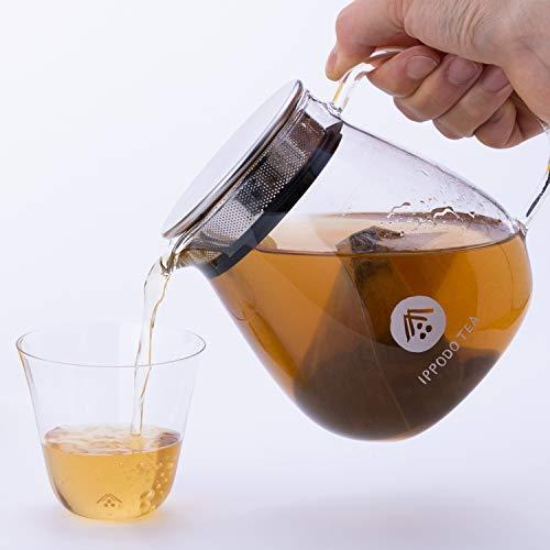 一保堂茶舗三角茶袋むぎ茶18袋入