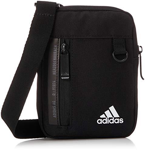 Adidas GN9862 NEW CL ORG S Organizer Unisex - Erwachsene schwarz NS