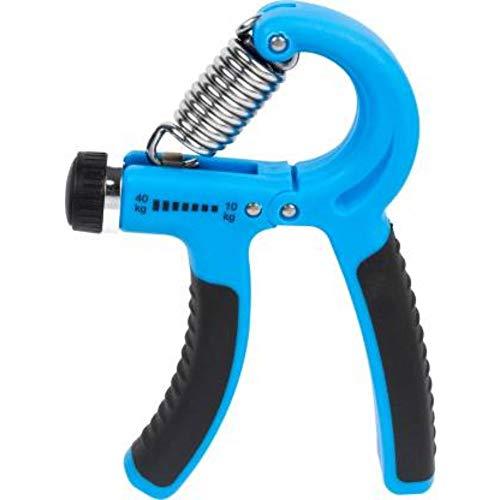 Dvistha Adjustable Resistance 10 – 40 kg Hand Grip Exerciser, Strengthen Grip, Hand Squeezer, Forearm Grip, Hand Exercise, Gripper, Finger Strengthener Hand Grip/Fitness Grip (Blue, Black)