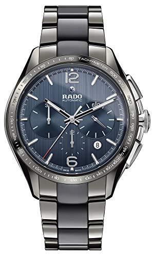 Rado HyperChrome herenhorloge 45mm armband keramiek automatisch R32120202