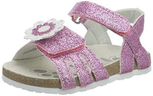 Chicco Mädchen Sandalo Hasia Sandalen, Pink (Fuxia 150), 23 EU