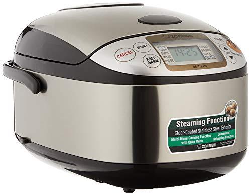 Zojirushi 220V fuzzylogic Rice Cooker ns-tsq10/18-xj NS-TSQ10