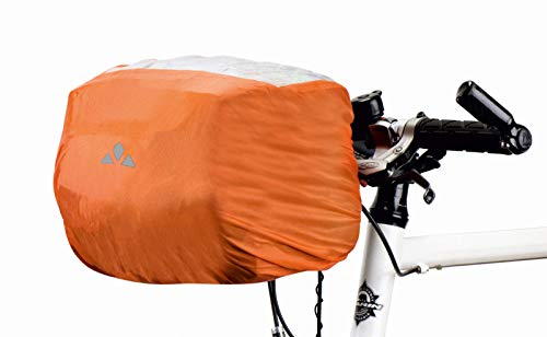 VAUDE Radtaschen Raincover for handle bar bag, orange, One Size, 125532270