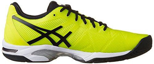 『[アシックス] テニスシューズ GEL-SOLUTION SPEED 3 OC (旧モデル) メンズ フラッシュイエロー/ブラック 26.5』の5枚目の画像
