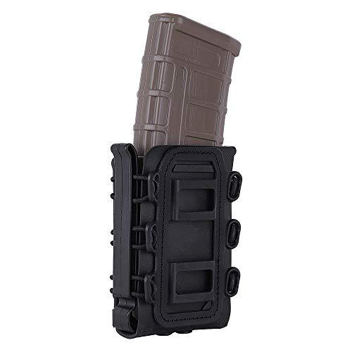 Noir Voodoo Tactical Triple MP5/Pouch