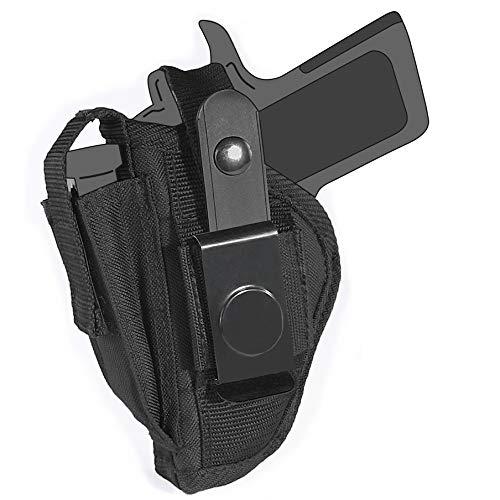 Belt Side Holster fits Kimber Ultra Carry II with 3' Barrel