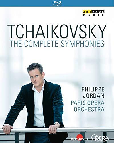 Tchaïkovski : Intégrale des Symphonies / Philippe Jordan (BD)