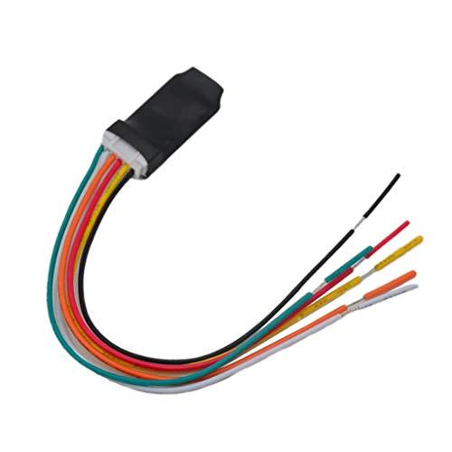 H HILABEE Decoder per Autoradio CD con Gateway per VW RCD510 RNS510 RCN210 Golf MK5