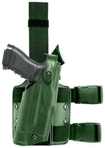 Safariland 6304 ALS Tactical Leg Holster, OD Green, Right...