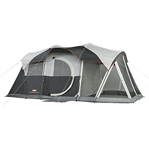 Coleman Elite Weathermaster 6 Screened Tent - 17' x 9'